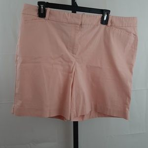 Talbots Shorts - Talbots light pink shorts size 16